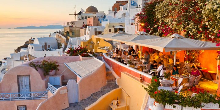 Explore Santorini with a Rented Car